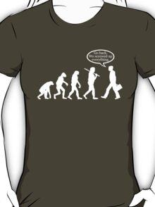 Funny! Evolution FAIL T-Shirt