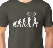 Funny! Evolution FAIL Unisex T-Shirt