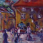 Market place by christine purtle