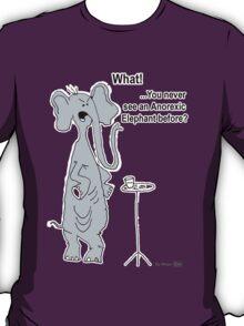 Anorexic Elephant -T Shirt T-Shirt