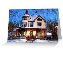 Home for Christmas Greeting Card