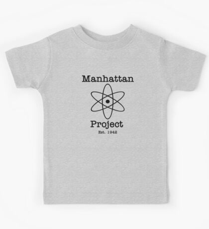 Manhattan Project Kids Tee