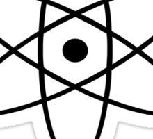 Manhattan Project Sticker