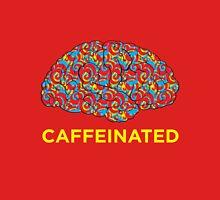 Caffeinated Brain Unisex T-Shirt