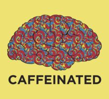 Caffeinated Brain by e2productions