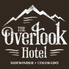 The Overlook Hotel T-Shirt (worn look) by KRDesign
