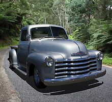 Classic Chevy Pickup by Keith Hawley
