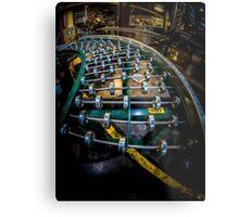 Conveyance Metal Print
