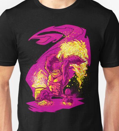 BARREL CHUCKER Unisex T-Shirt