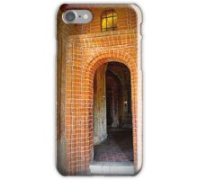 Mystical Ancient Hallway iPhone Case/Skin