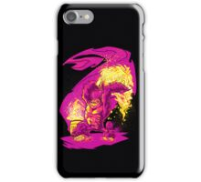 BARREL CHUCKER iPhone Case/Skin