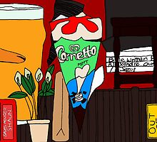 cornetto trilogy objects by sophiesquirels