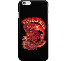 BUG STOMPER iPhone Case/Skin