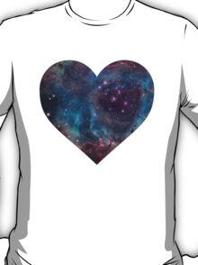 Heart-shaped Nebula T-Shirt