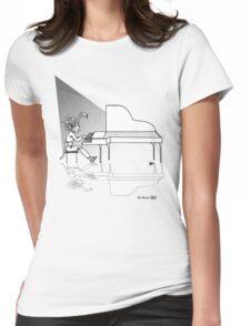 So La Mi Maestro, Concerto del Piano - Tshirt II Womens Fitted T-Shirt