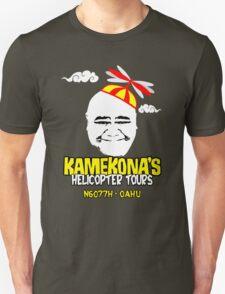 Kamekona's Helicopter Tours T-Shirt