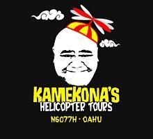 Kamekona's Helicopter Tours Unisex T-Shirt