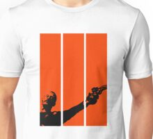Leon With A Gun - Red Unisex T-Shirt