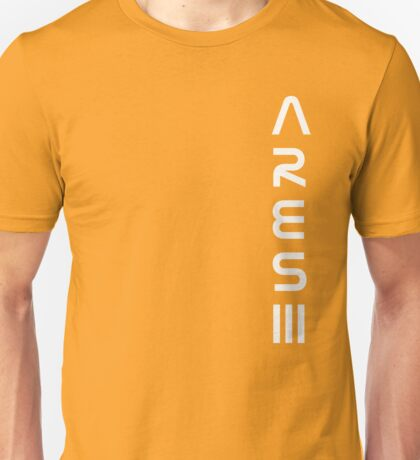 The Martian Ares III logo [right side] Unisex T-Shirt