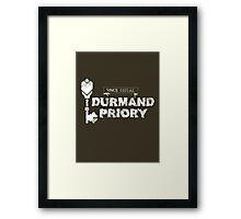Durmand Priory Framed Print