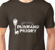 Durmand Priory Unisex T-Shirt