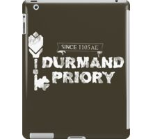 Durmand Priory iPad Case/Skin