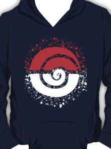 Splattered Tribalish Pokeball! T-Shirt