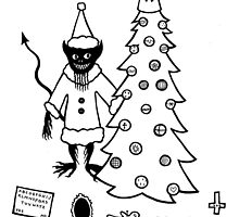 Black Christmas by rkbarker