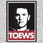 Obey Toews by elevensie