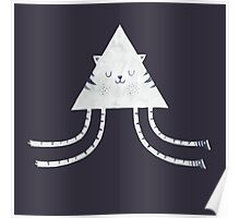 Emily's Kitty Poster