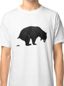 Pooping Bear Classic T-Shirt