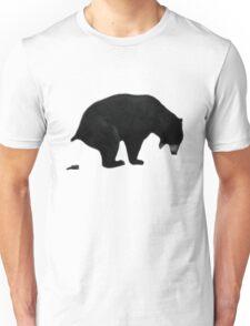Pooping Bear Unisex T-Shirt