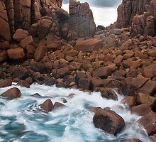 The Pinnacles by Josh Tagi