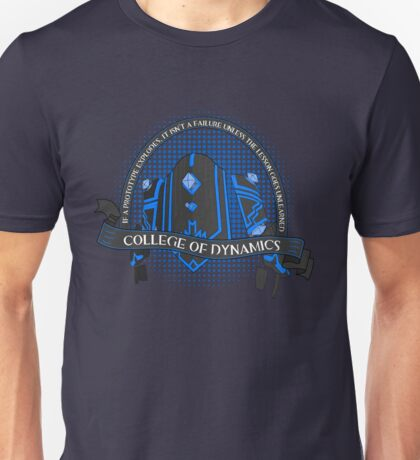 College of Dynamics v2 Unisex T-Shirt