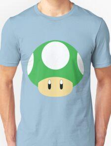 Mario-1UP Mushroom T-Shirt