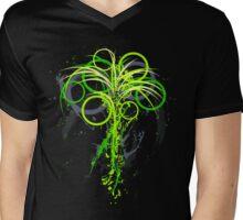 Treevolution Mens V-Neck T-Shirt
