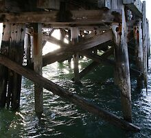 Under the boardwalk by indiafrank