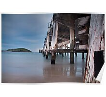 Coffs Harbour Jetty Poster
