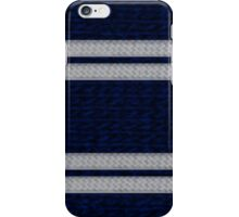 Knitted Scarf - Ravenclaw iPhone Case/Skin