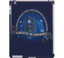 College of Dynamics v2 iPad Case/Skin