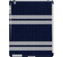Knitted Scarf - Ravenclaw iPad Case/Skin
