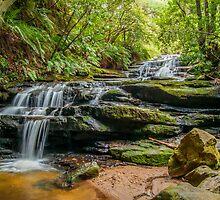 Leura Cascades by CarleyBeth