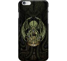 Cthulhu Exterminates - Iphone Case #1 iPhone Case/Skin