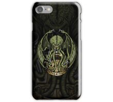 Cthulhu Exterminates - Iphone Case #1 iPhone Case/Skin