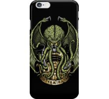 Cthulhu Exterminates - Iphone Case #2 iPhone Case/Skin