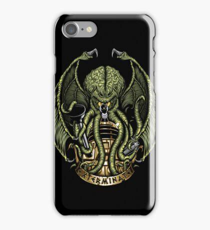 Cthulhu Exterminates - Iphone Case #2 iPhone Case/Skin