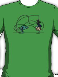 Derpasaur vs Squirtless T-Shirt