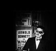 James Joyce by Squeeboptera