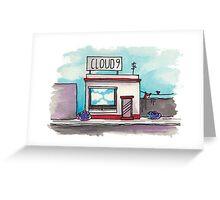 Cloud 9 Greeting Card