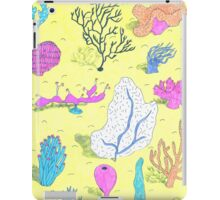 corals iPad Case/Skin